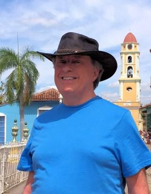 Bob - Plaza Mayor - Trinidad - 3-16-2017