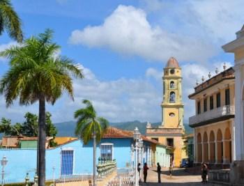 Convent of San Francisco de Asis, Trinidad - 9-5-13-SM