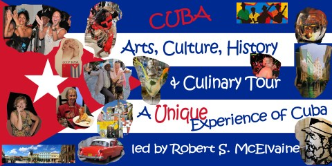 Cuba Arts Culture History Culinary Tour Collage