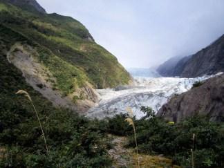 Franz Josef Glacier, Westland-Tai Poutini NP 4-12-07
