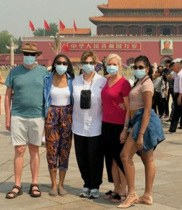 Group at Tiananmen Square-5-19-2016