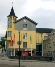 House in Reykjavik housing a museum - No not THAT one-7-10-14