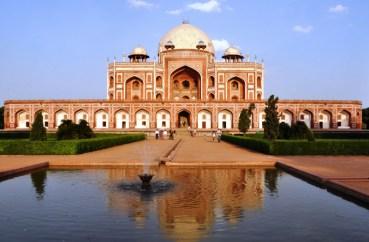 Humayun's Tomb, Delhi - 9-26-14