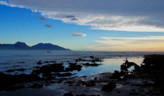 Morning Tidal Pool-Kaikoura - 3-31-07