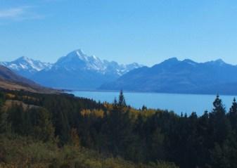 Mt Cook & Lake Pukaki 4-20-07
