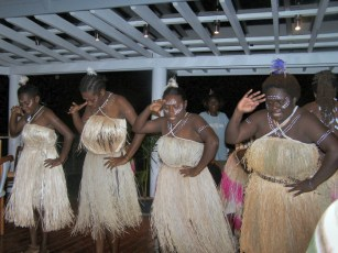 Papua New Guinea singers 5-17-07