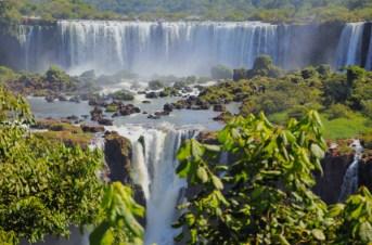 Saltos Floriano and Santa Maria, Iguaçu, Brazil-5 Feb 2013