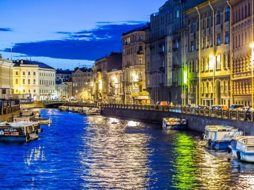 St Petersburg White Nights