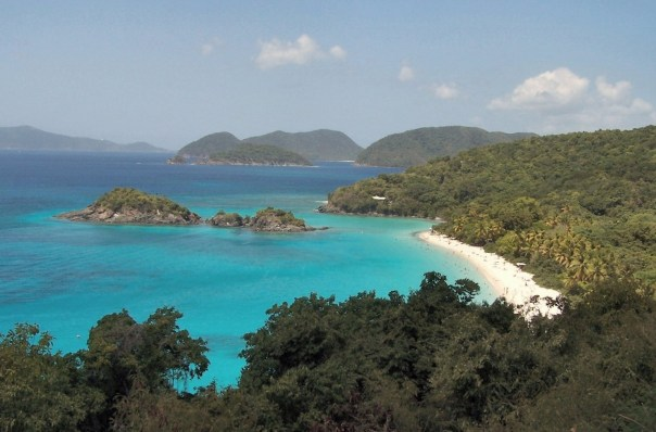 Trunk Bay - St. John