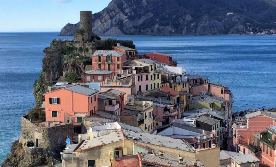 Vernazza from south-3 - 11-11-13