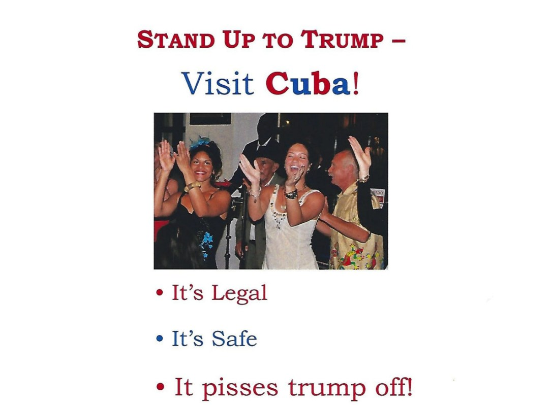 Stand Up to Trump-wo NYE