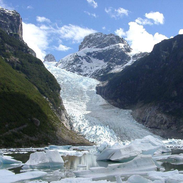 Barccara Glacier