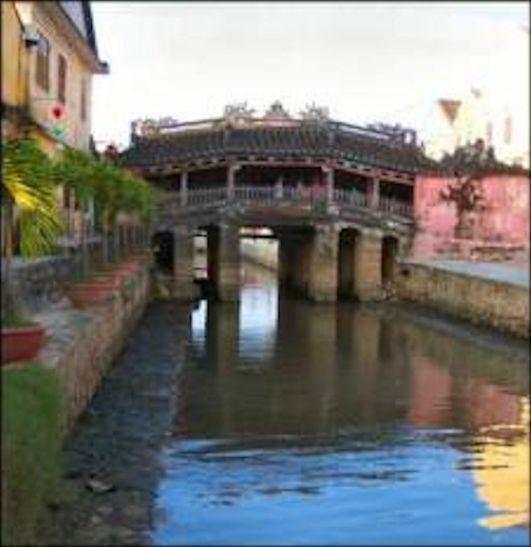 Hoi An-Japanese Bridge