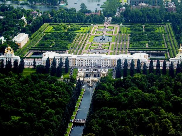 Peterhof-3-aerial view