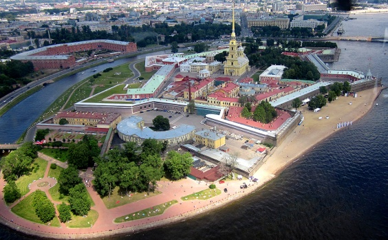 St Petersburg - St Peter & Paul Fortress