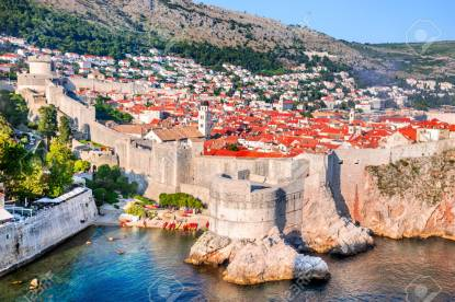 Dubrovnik, Croatia - Adriatic Sea, Dalmatia