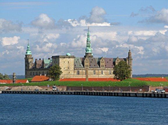 Kronborg Castle-Denmark