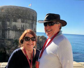 Anne & Bob - Dubrovnik