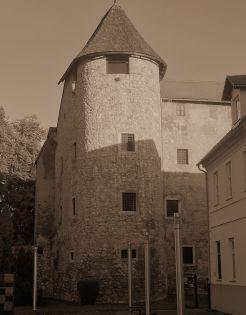 Castle of Ogulin-2-sepia